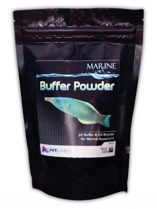 Buffer powder