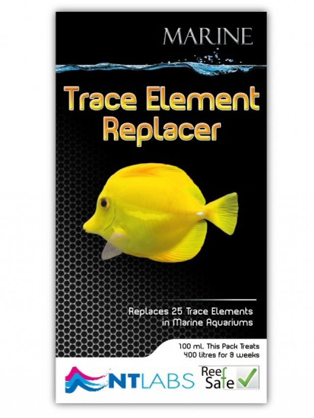 Trace element replacer