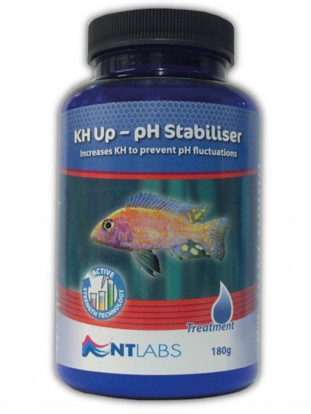 Kh up ph stabiliser for Koi pond kh level