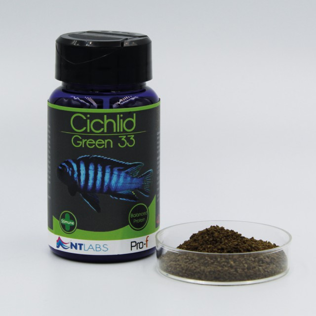 Pro-f - Cichlid Green 33 Fish Food  Contents