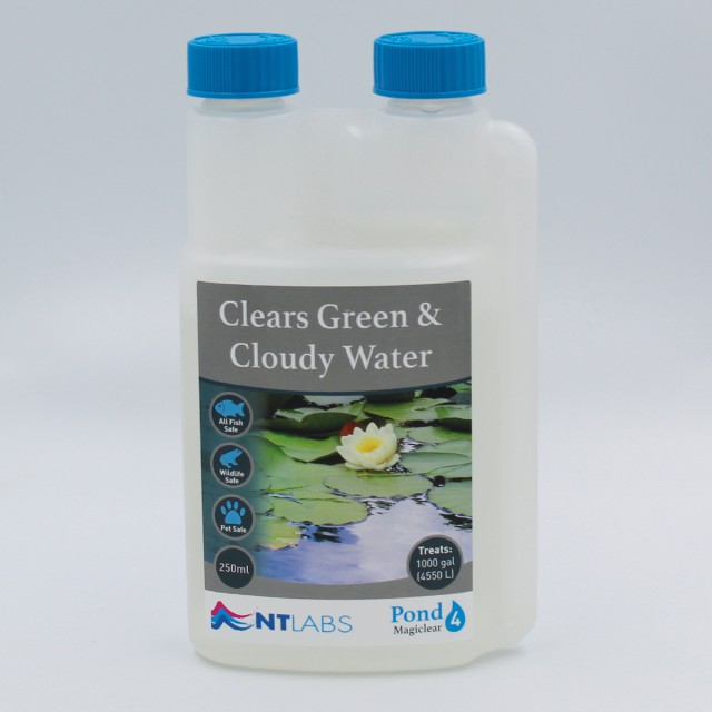 Green and cloudy 250ml