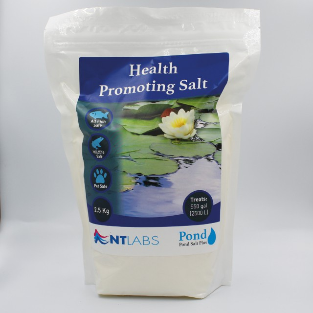 Pond - Pond Salt Plus