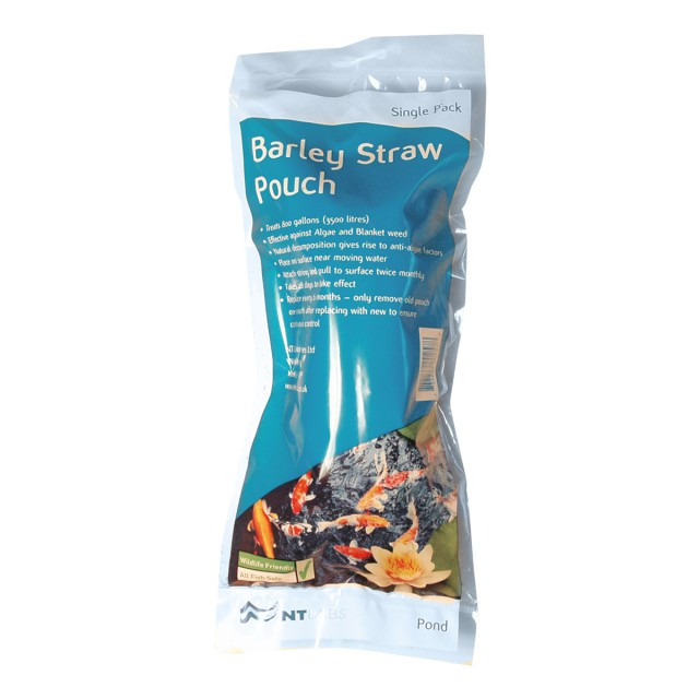 Barely straw single