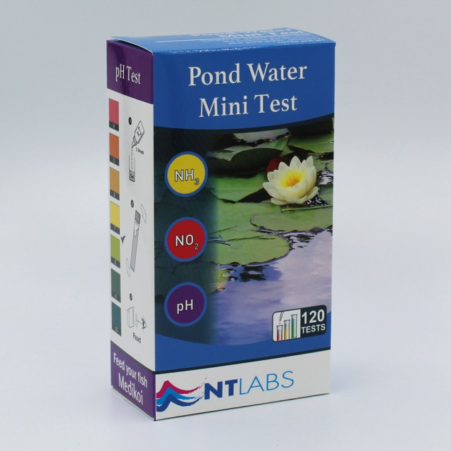 Pond mini test kit