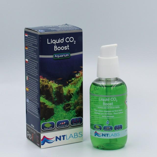 Liquid co2 boost
