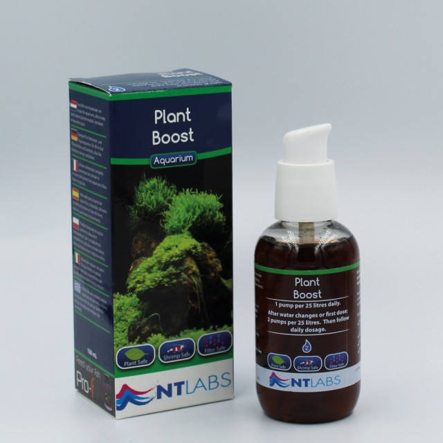 Plant boost