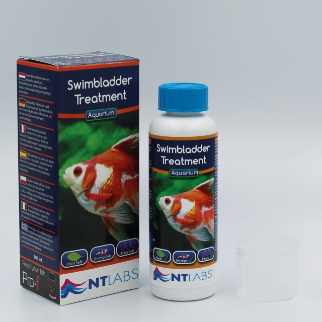 Swimbladder treatment