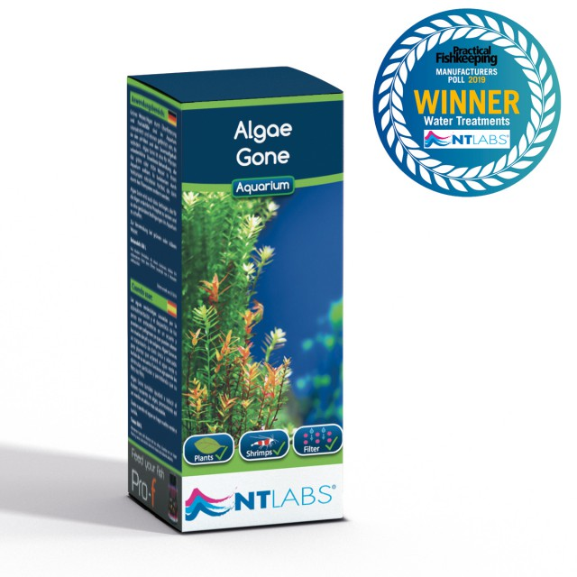 Algae gone award