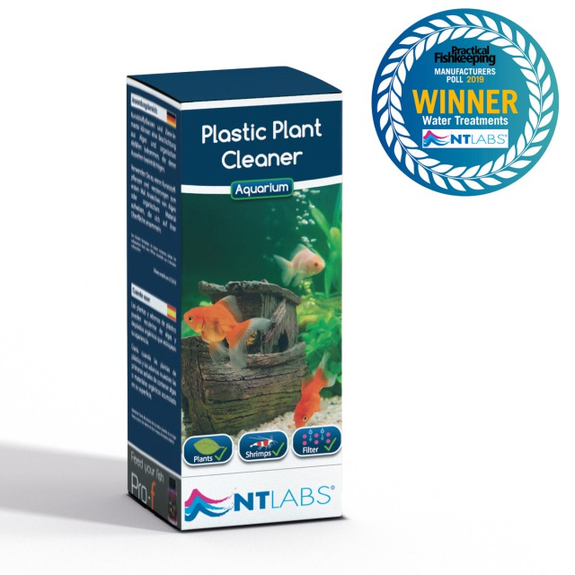 Plastic plant cleaner award