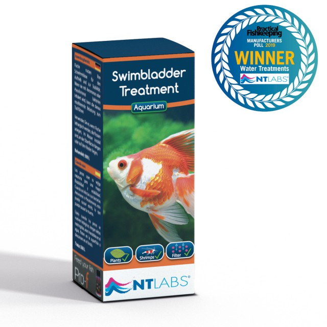Swimbladder treatment award