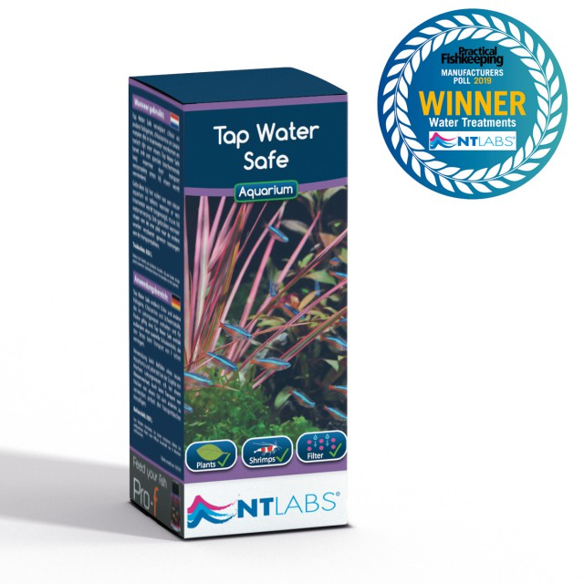 Tap water safe award