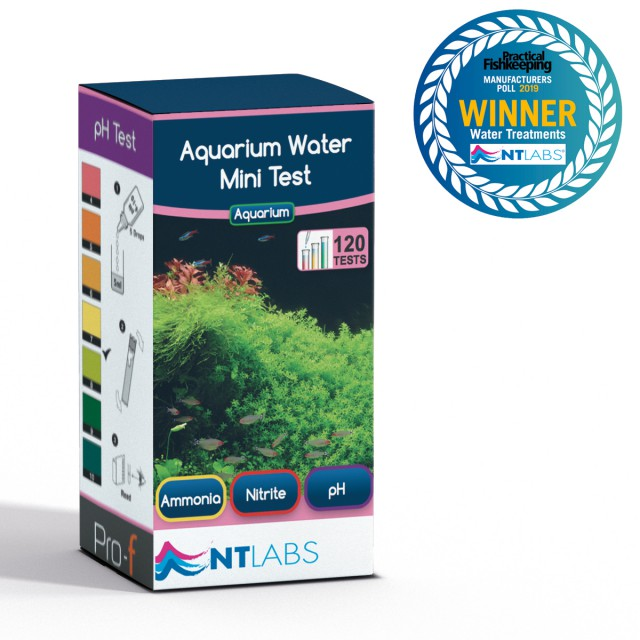 Water mini test award