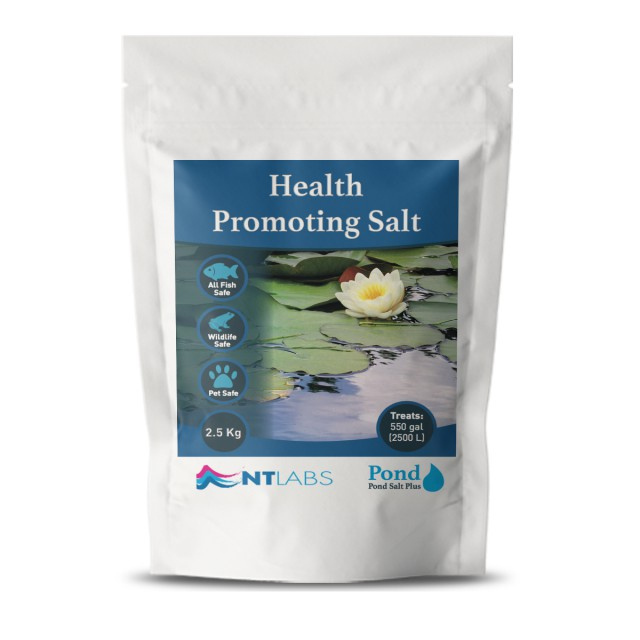 Pond salt plus pouch