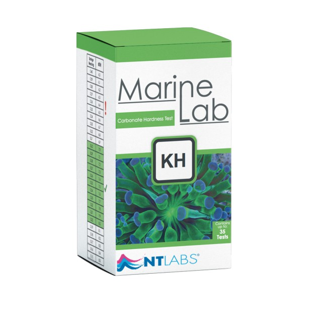 Marine lab carbonate hardness 2
