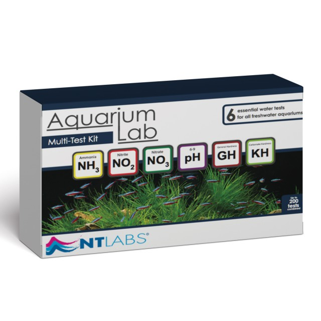 Aquarium Lab - Multi-Test Kit