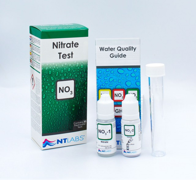 Test Kits - Nitrate Contents