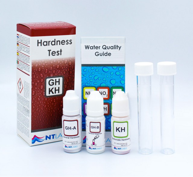 Test Kits - Hardness Contents