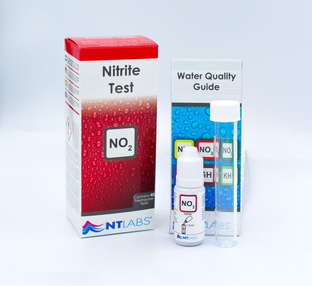 Test Kits - Nitrite Contents