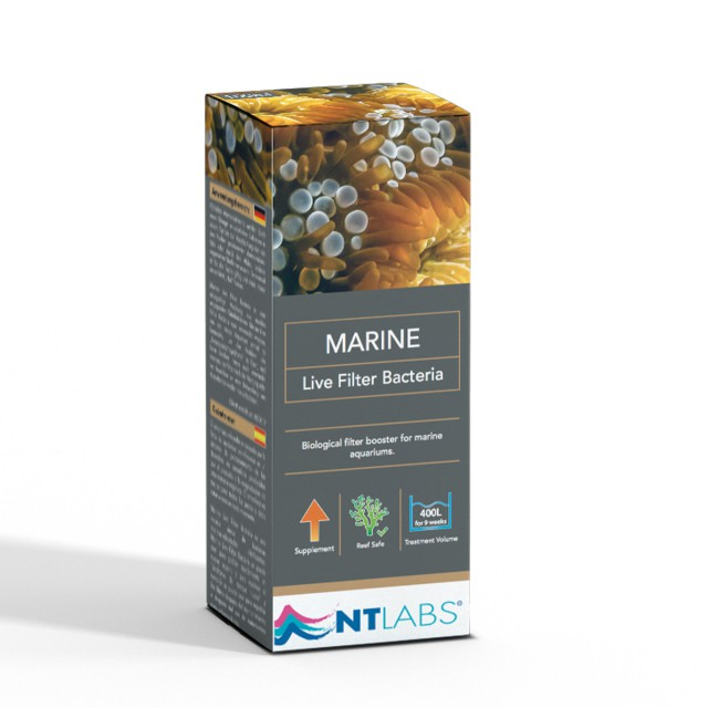 Marine Water Treatment - Live Filter Bacteria